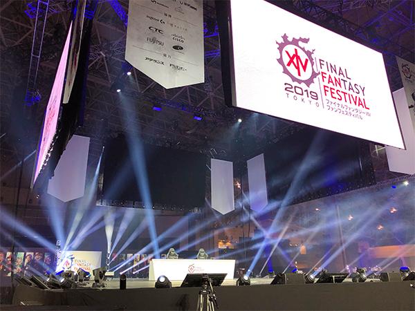 FINAL FANTASY XIV FAN FESTIVAL 2019