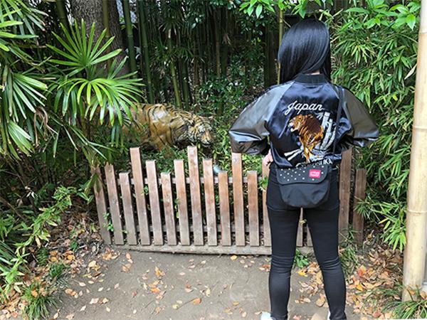 動物園おさんぽ